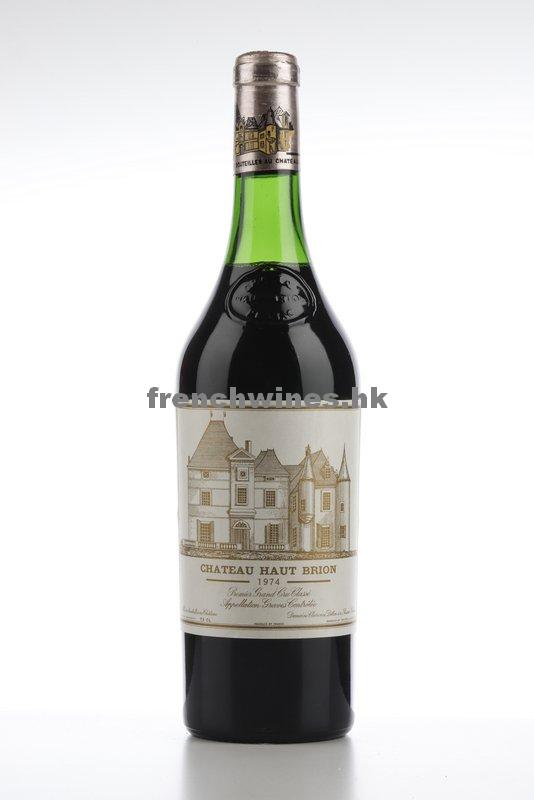 HAUT BRION 1974