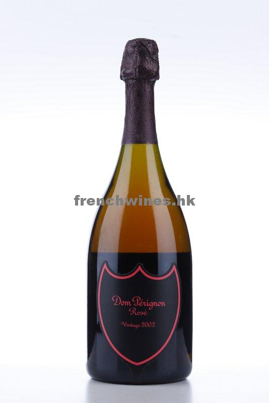 DOM PERIGNON ROSE LUMINOUS 2002