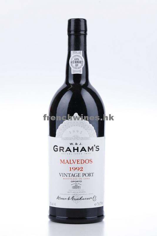 GRAHAMS MALVEDOS VINTAGE PORT 1992