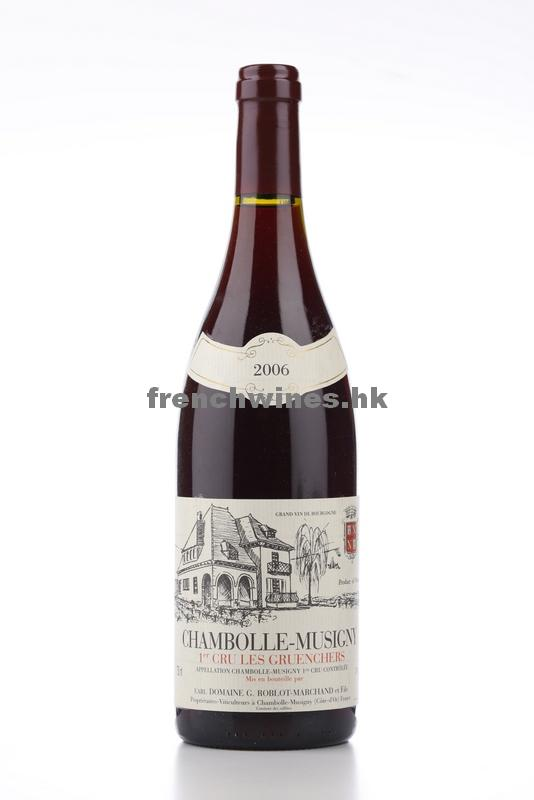 CHAMBOLLE MUSIGNY LES GRUENCHERS 2006