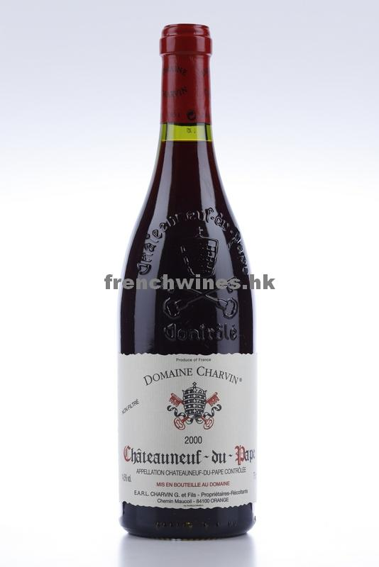 CHATEAUNEUF DU PAPE CHARVIN 2000