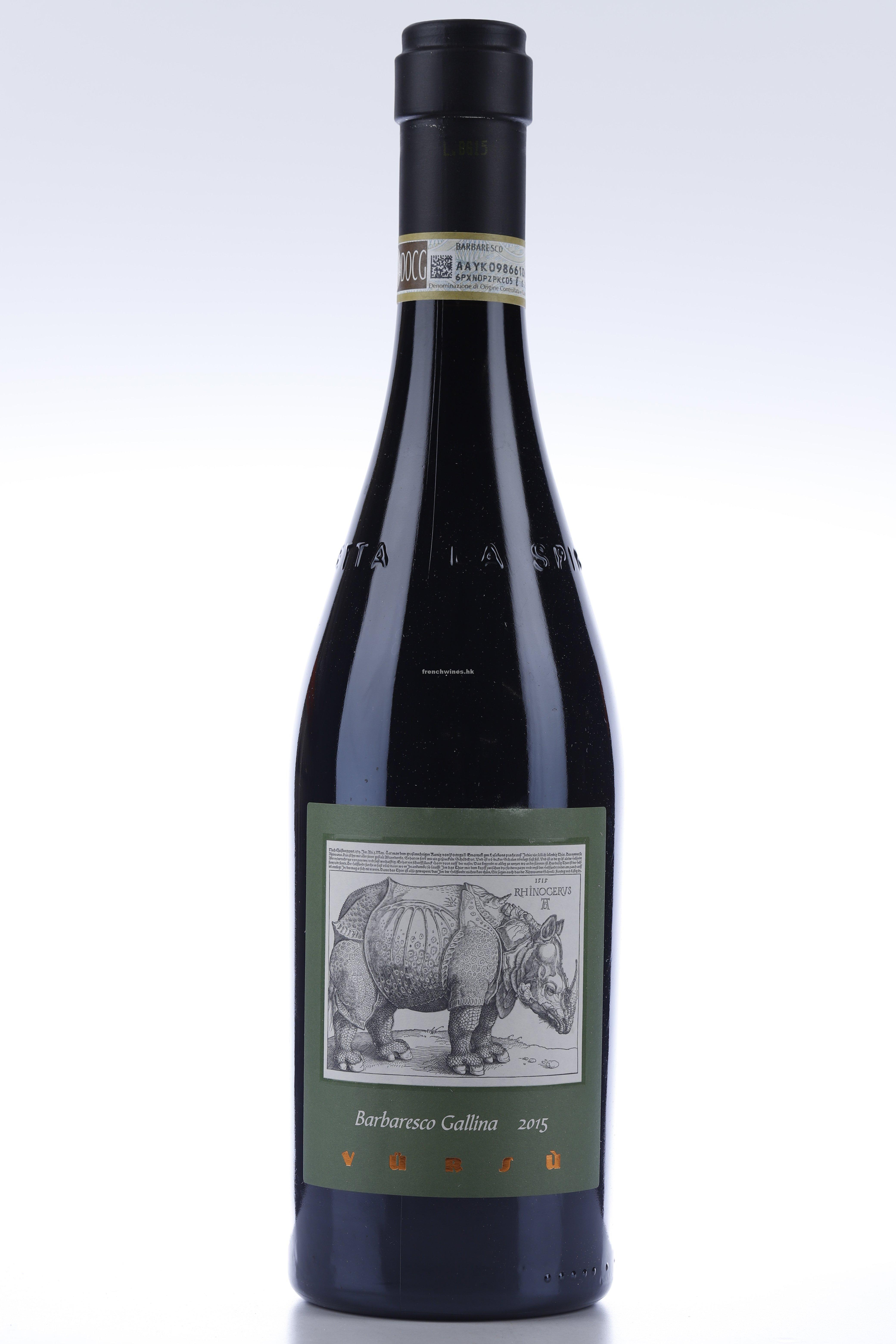 BARBARESCO GALLINA 2015