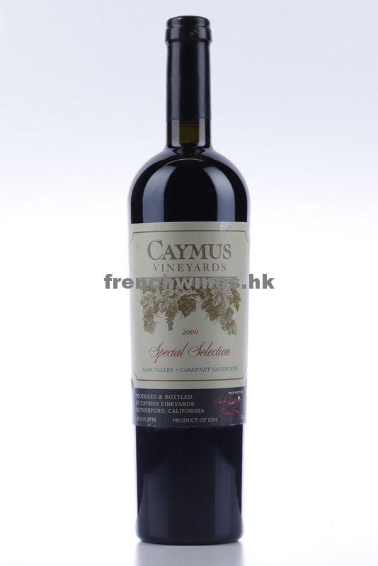 CAYMUS SPECIAL SELECTION 2000