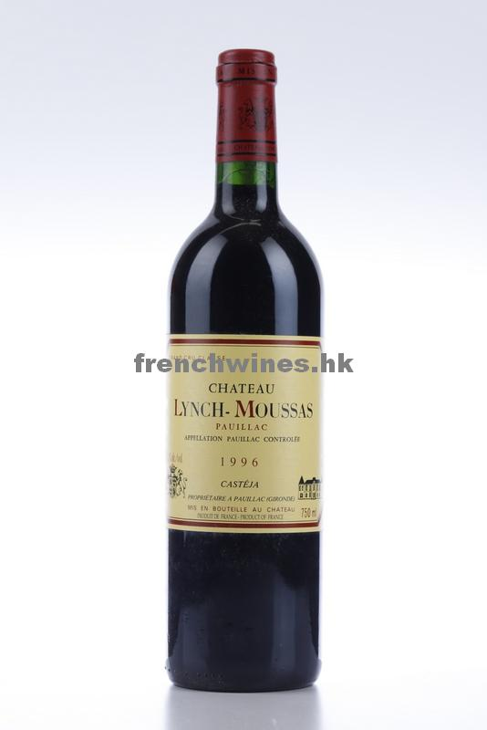 LYNCH MOUSSAS 1996