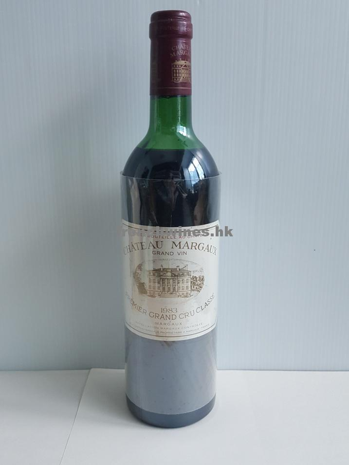 MARGAUX 1983 (Upper shoulder)